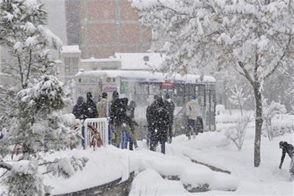 کاهش ۶ درجهای دما در استان البرز