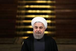 روحانی روز ملی جمهوری رومانی را تبریک گفت