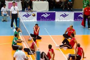 میزبانی ایران از رقابتهای قهرمانی باشگاههای والیبال نشسته 2017 جهان