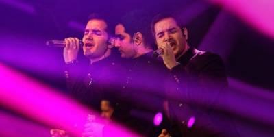 از حاشیه های پرسپولیسی تا همخوانی یک پیرمرد با خواننده جوان در کنسرت محسن یگانه +تصاویر