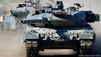 قدرت گرفتن اروپا و روسیه در بازار تسلیحاتی ۲۰۱۵