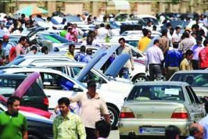 قیمت خودرو دست دوم در بازار