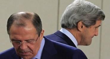 احتمال لغو دیدار وزرای خارجه آمریکا و روسیه در ژنو