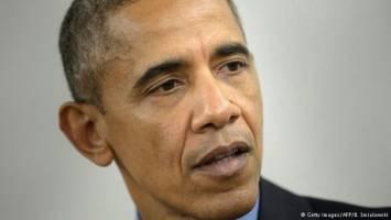 اوباما به رغم وعدههایش میراث اختیارات گسترده نظامی را برای ترامپ به جا میگذارد