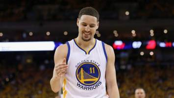 کلی تامپسون با 60 امتیاز در NBA رکورد زد