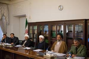 در جلسه شورای عالی فضای مجازی به ریاست روحانی؛ سند تبیین الزامات شبکه ملی اطلاعات تصویب شد 