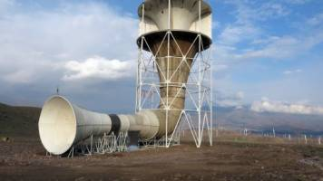 ایران بعد از امریکا دومین کشور دارنده تکنولوژی نیروگاه بادی اینولاکس