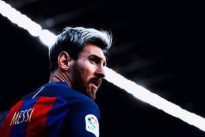 واکنش مسی نسبت به قرعه بارسلونا