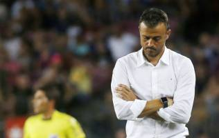 واکنش بارسلونا نسبت به پیش بینی درست انریکه از حریفشان در لیگ قهرمانان