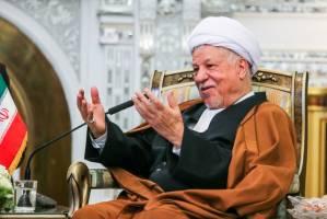 ابراز تأسف هاشمی رفسنجانی از تلاش برخی برای ایجاد تفرقه