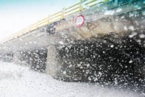 هشدار سازمان هواشناسی نسبت به بارش برف و کولاک و لغزندگی جادهها
