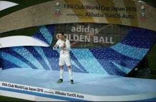 رونالدو بهترین بازیکن جام جهانی باشگاه ها شد