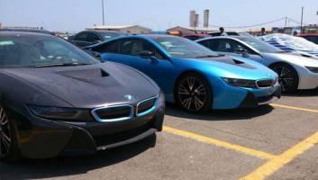 اجارههای میلیونی خودروهای لوکس