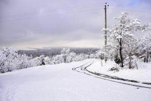 وضعیت بارش برف در استانهای مختلف