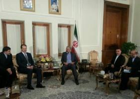 دیدار رئیس مجلس اقوام بوسنی با قائم مقام وزیر امور خارجه
