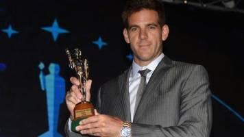 دل پوترو بهترین ورزشکار سال آرژانتین شد