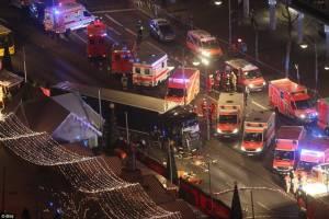 مظنون جدید حمله در برلین؛ یک تونسی ۲۴ ساله