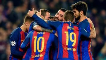 واکنش مهاجم گرانقیمت بارسلونا بعد از نخستین گل خود