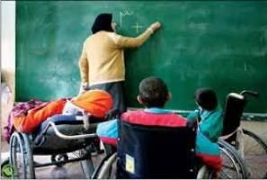کمبود تجهیزات تخصصی برای دانش آموزان استثنایی