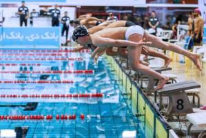 رکوردشکنی در مرحله دوم لیگ شنا