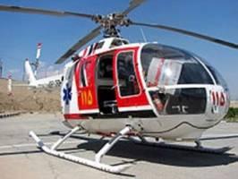 تعداد پایگاههای هوایی اورژانس در کشور به ۲۶ پایگاه میرسد