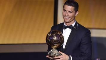 رونالدو ورزشکار برتر سال اروپا از نگاه خبرگزاریها