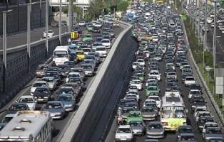 ترافیک بی صاحب تهران