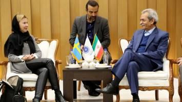بازگشایی مرکز اقتصادی سوئد در تهران فرصتی برای SMEها