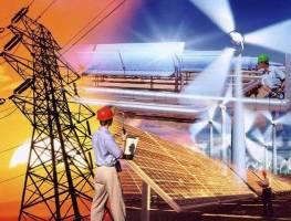 افزایش مصرف برق صنایع کشور