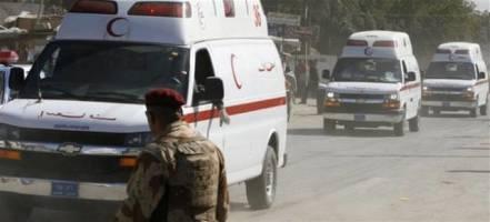 انفجار خودروی بمب گذاری شده در شرق بغداد با 13 کشته و زخمی
