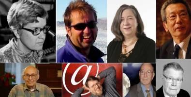 دانشمندانی که در سال 2016 درگذشتند
