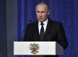 هک انتخابات آمریکا به دستور شخص پوتین انجام شد