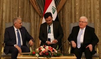 ترکیه در مسیر بهبود روابط با عراق