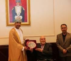 آمادگی ایران برای همکاری با بخش خصوصی عمان در زمینه صنایع شیلاتی