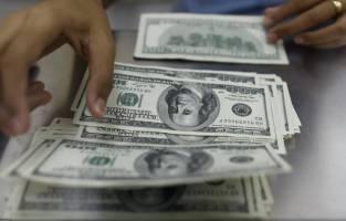نرخ اسکناس دلار در صرافیهای منتخب