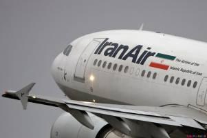 نخستین فروند هواپیمای ایرباس خریداری شده، در فرودگاه مهرآباد به زمین نشست