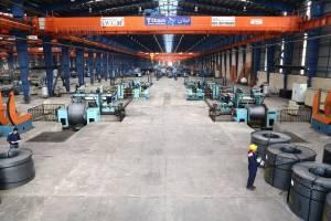 وعده وزیر صنعت برای رسیدگی به مساله مواد اولیه واحدهای لوله و پروفیل