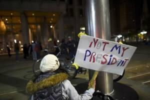 واشنگتن در انتظار تظاهرات ضد ترامپ
