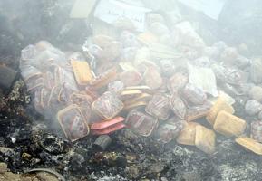 کشف 8.5 تن گوشت تاریخ مصرف گذشته در یزد