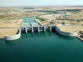 کاهش ۴ میلیارد مترمکعبی ورود آب به سدهای ایران