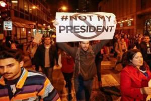 آغاز هفته اعتراض در آمریکا