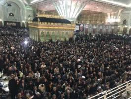 آغاز مراسم هفتمین روز درگذشت آیت الله هاشمی رفسنجانی