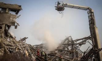 وضعیت پوشش بیمهای کارگران ساختمان پلاسکو در صورت حادثه احتمالی