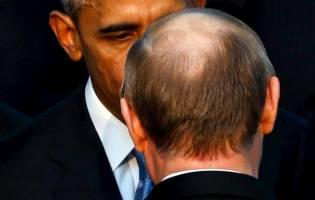 اوباما و اقدامات ضد روسی