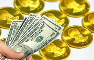 بازار سکه و ارز تحت تاثیر حادثه پلاسکو