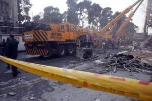 مدیرعامل آبفای استان تهران اقدامات امدادی حادثه پلاسکو را تشریح کرد