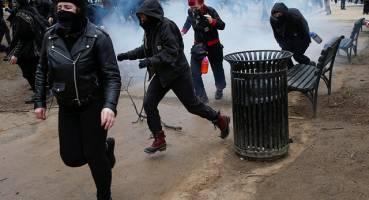تظاهرات جهانی علیه روی کار آمدن ترامپ