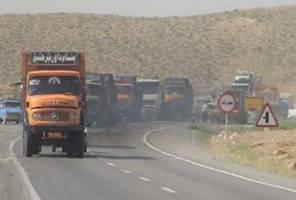 شروع رسمی نوسازی ناوگان جادهای