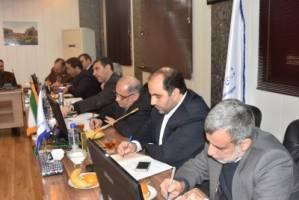 اتاق بازرگانی زنجان در انجام امور محوله خوش درخشید