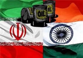 ایران چهارمین تامین کننده بزرگ نفت هند